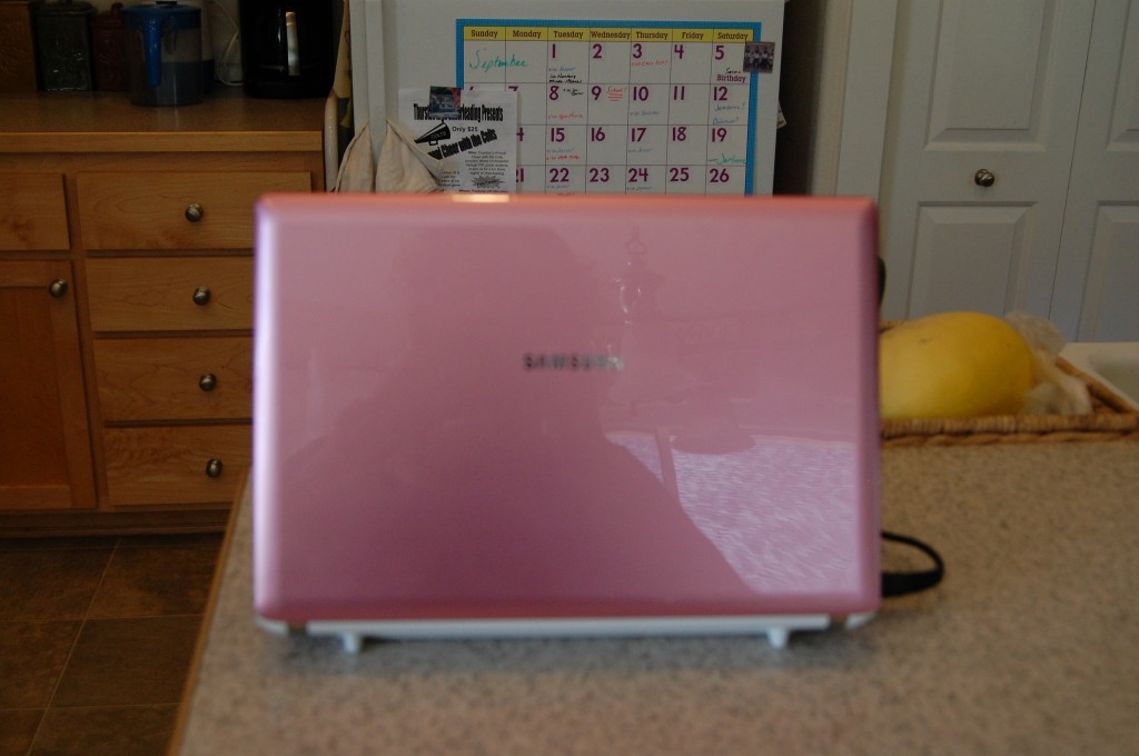 My Brand New Baby – Samsung Netbook NC10
