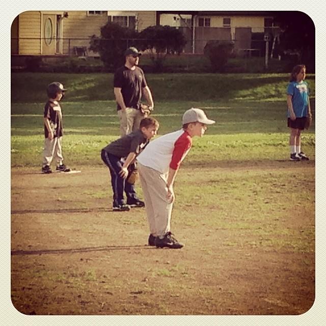 Baseball Season is Alive and Hitting…well, sometimes.